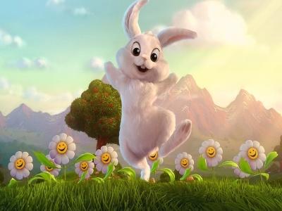 conejo bermejo